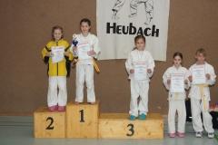 Rosensteinpokal Heubach U12 19.03.2011