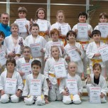 Mannschaft-Mixed U10 in Heubach