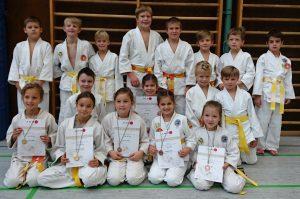 2016-10-16 Bezirks EM u10 in Kirchheim