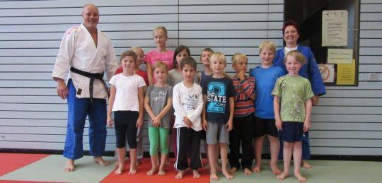 Kinderferienprogramm und Training während der Sommerferien