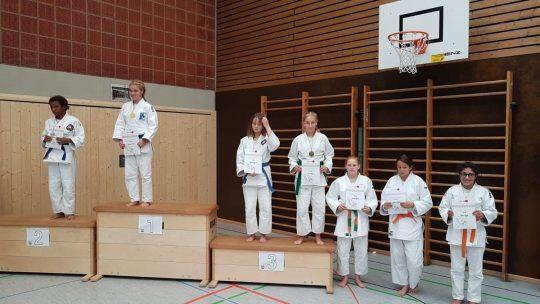 Südwürttembergische Einzelmeisterschaften U15 in Kirchheim