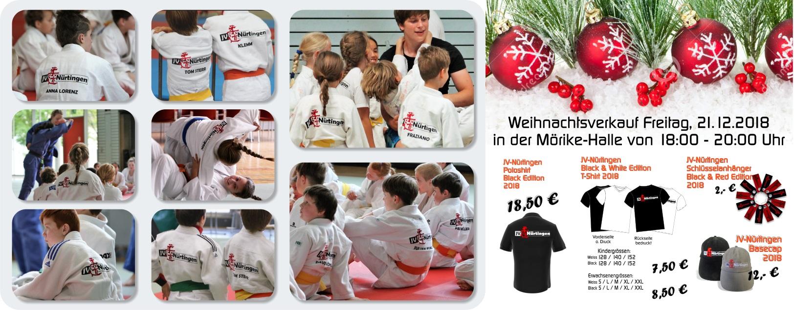 Judogi-Beflockung und Weihnachtsverkauf 2018   Judoverein Nürtingen ...