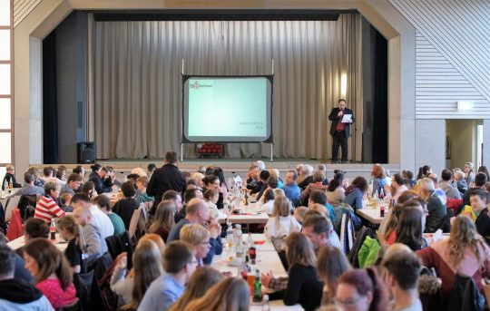 Jahresfeier 2019 in der Friedrich-Glück-Halle