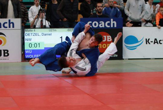 Deutsche Einzelmeisterschaften u21