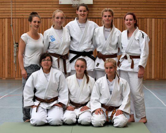 Erfolgreicher Saisonauftakt der Nürtinger Judofrauen