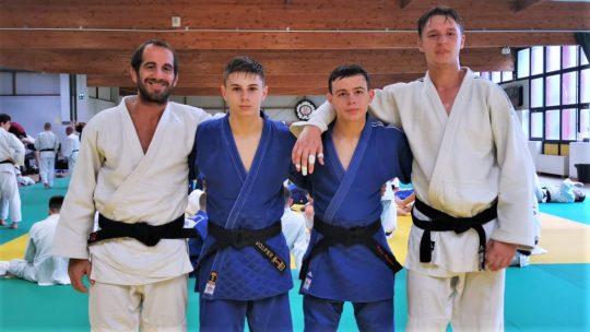 4-tägiges Internationales Trainingscamp U20 Landeskader in Straßburg/FRA