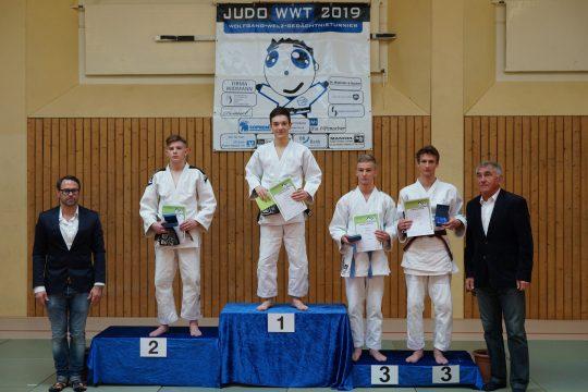 44. Wolfgang-Welz-Gedächtnis-Turnier 2019 in Mannheim (u20)
