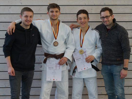 Süddeutsche Meisterschaften U21 in Pforzheim