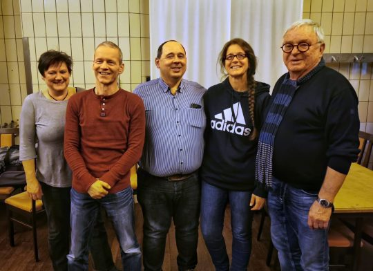 """Mitgliederversammlung im """"Schlachthof Bräu"""" Nürtingen"""