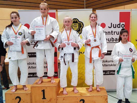 Württembergische Einzelmeisterschaften u18