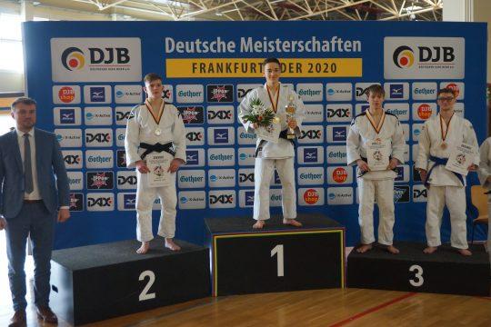 Valentin Hofgärtner ist Deutscher u21-Meister