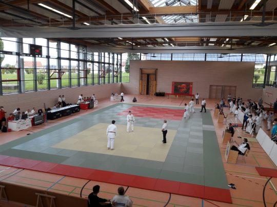 Süddeutsche Einzelmeisterschaften u18