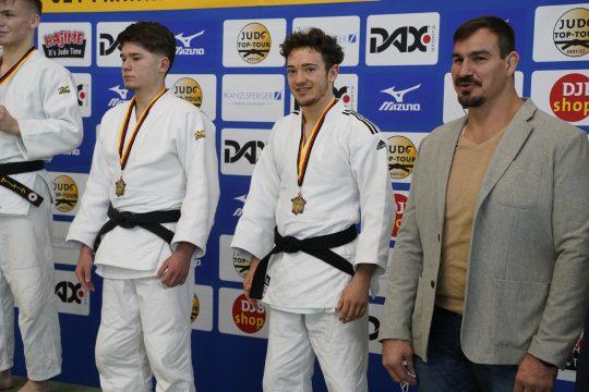 """Valentin Hofgärtner holt Bronze bei den """"Deutschen"""" der Männer u21"""